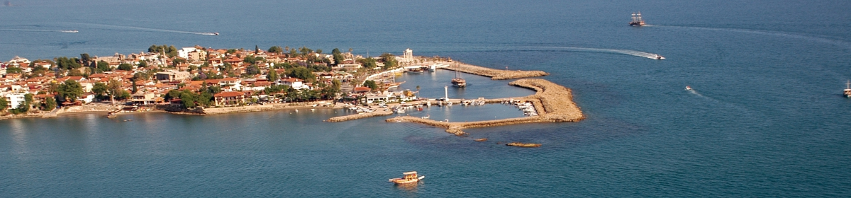 Pension Kassiopeia in Side – Antalya